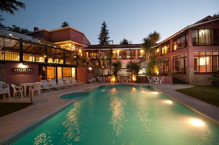 En este momento estás viendo Hotel Tanti Spa & Resort